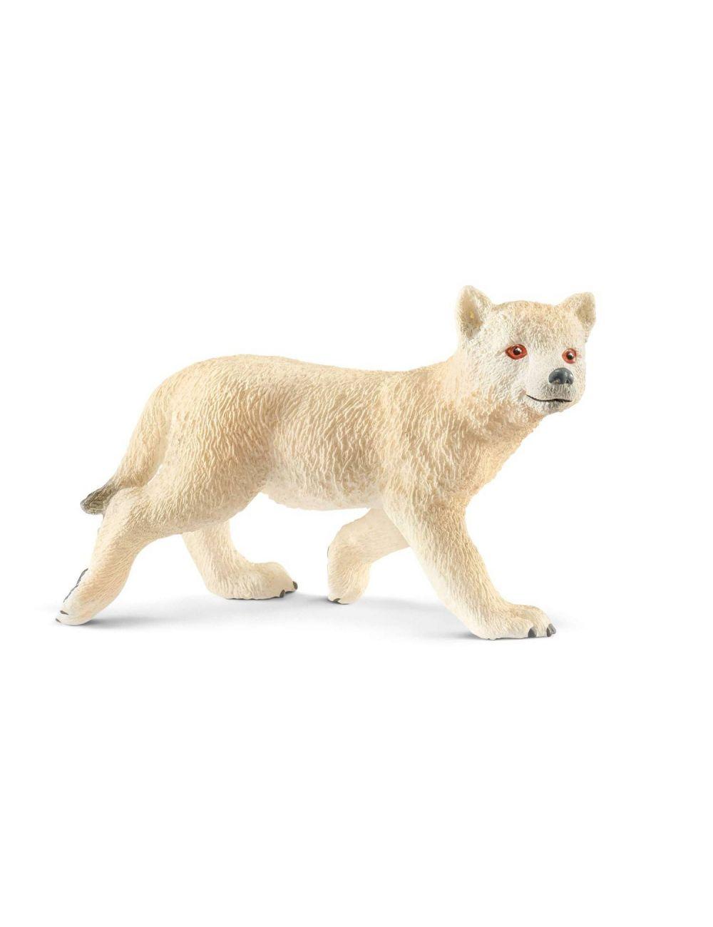 Schleich 14804 młody wilk Arktyczny