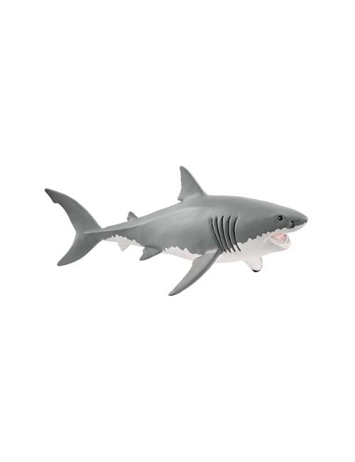 Schleich 14809 żarłacz Biały