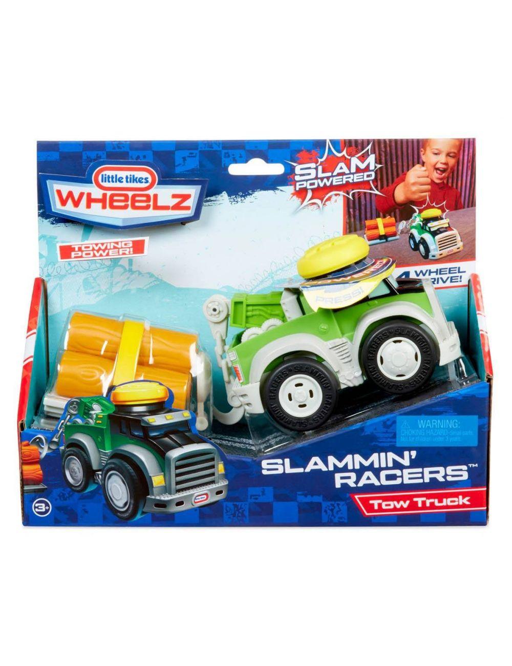 Little Tikes Slammin Racers Tow Truck pudełko