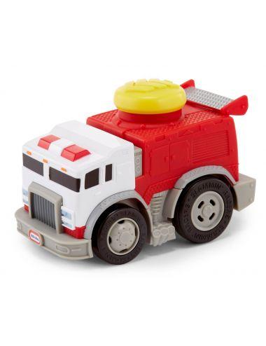 Little Tikes WÓZ STRAŻACKI Slammin Racers Fire Engine Samochód