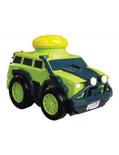 Little Tikes OFF-ROAD SUV Samochód Slammin Racers Autko Zielony