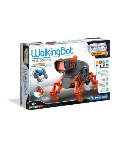 Clementoni Chodzący Robot Walking Bot 50059