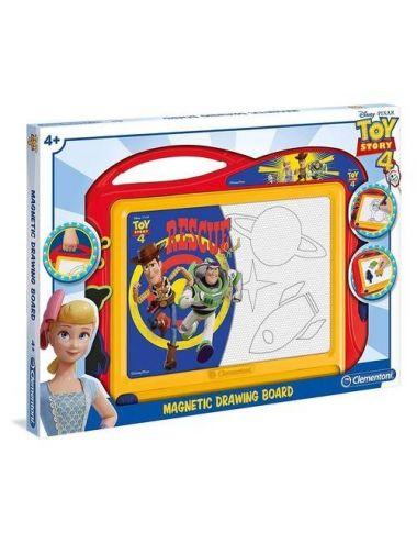 Clementoni ZNIKOPIS Tablica do Pisania Długopis Znikający Toy Story 4
