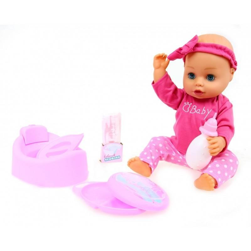 new born baby doll lalka