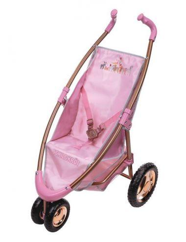 Schildkrot wózek Jogger dla lalek
