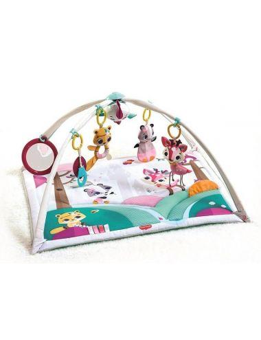 Tiny Love Mata Edukacyjna Świat Małej Księżniczki Gimnastyka dla Bobasa