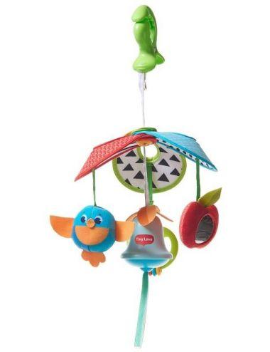 Tiny Love Karuzela Podróżna Kompaktowa Pack&Go Zabawa na Łące