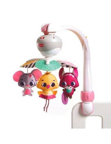 Tiny Love Karuzela Podróżna Świat Małej Księżniczki