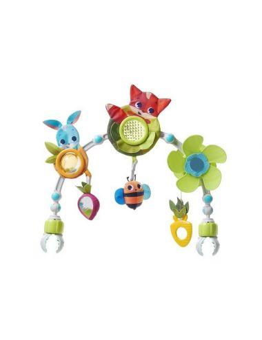 Tiny Love Łuk z Wiszącymi Zabawkami Zabawa na Łące