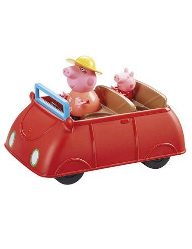 Tm Toys Samochód Rodzinny Deluxe Świnki Peppy Zestaw Piknikowy