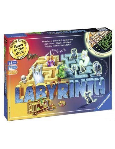 Ravensburger Labirynt Świecący w Ciemności 267248