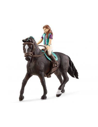 Schleich 42516 Lisa i Storn Horse Club