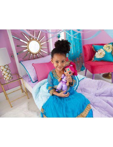 Lalka Shimmer & Shine różowa DGM06