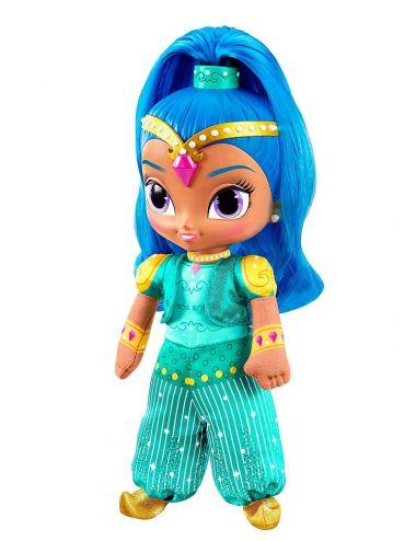 Lalka Shimmer & Shine niebieska DGM07