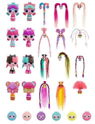 Pop Pop Hair figurki 3w1 lalki MGA 562665