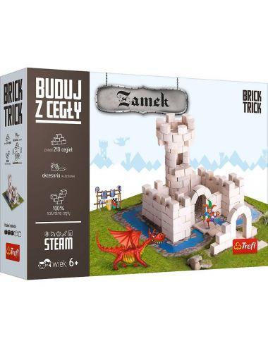 Trefl Zamek buduj z cegły 60870
