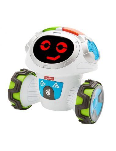 Fisher Price ROBOT MOVI Interaktywny Mistrz Zabawy PL FKC36