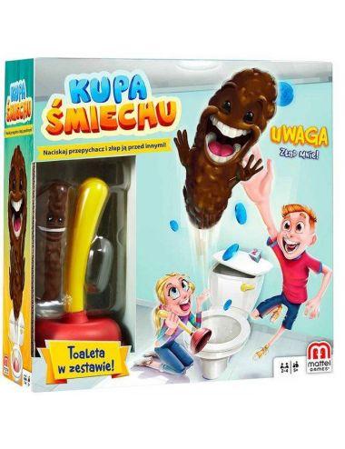 Mattel Gra Kupa Śmiechu FWW30