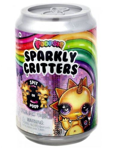 Poopsie Surprise Sparkly Puszka Critters Seria 2.1 561071