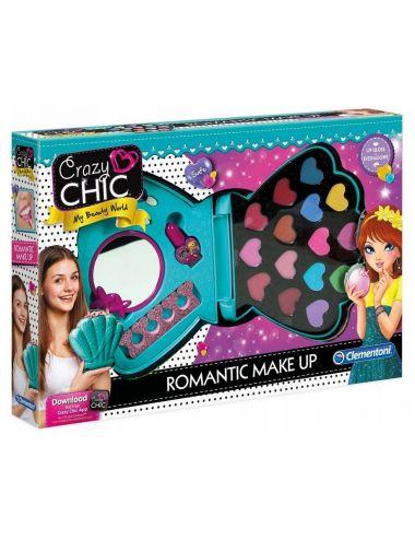 Clementoni Crazy Chic Romantyczny Makijaż  78422