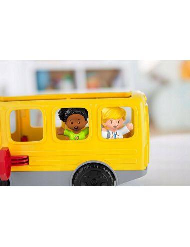 Fisher Price - Autobus Małego Odkrywcy FKX03