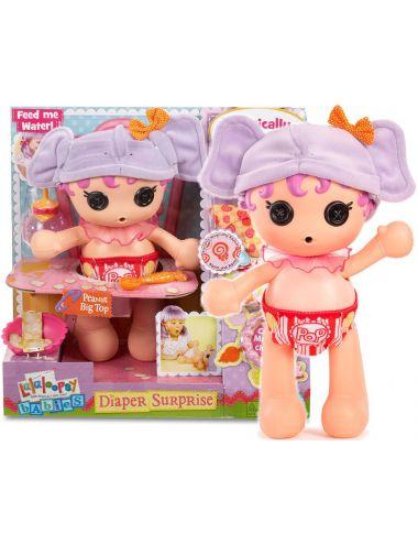 Lalaloopsy Babies Nappy Surprise 530114 Lalka Pieluszkowa