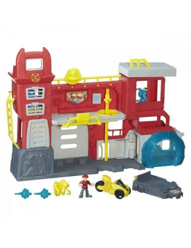 Hasbro Transformers Rescue Bots B5210 Remiza Strażacka