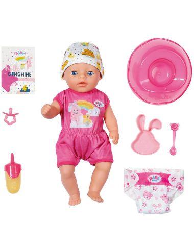 Baby Born Lalka Interaktywna Dziewczynka 36cm 827321