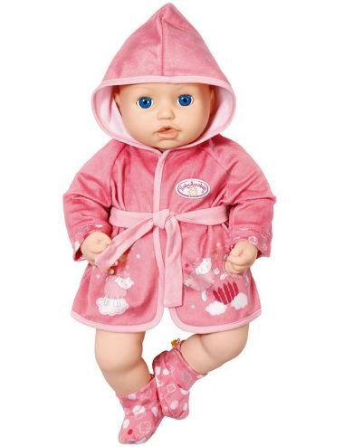 Baby Annabell Szlafrok i Kapcie 701997