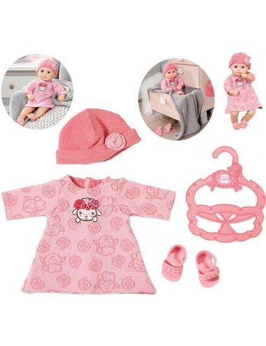 Baby Annabell Dzianinowe Różowe Ubranko 36 cm 701843