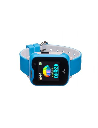 Garett - SmartWatch Kids SWEET Niebieski GPS SOS SIM