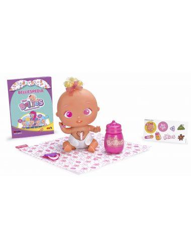 The Bellies Pinky-Twink Rozkoszne Brzuszki Lalka interaktywna