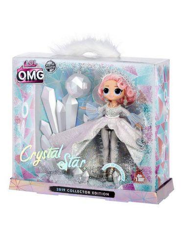 LOL Surprise! Lalka OMG Crystal STAR Winter Disco 562634