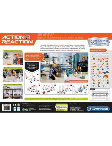 Clementoni Akcja - Reakcja Zestaw Startowy 50099