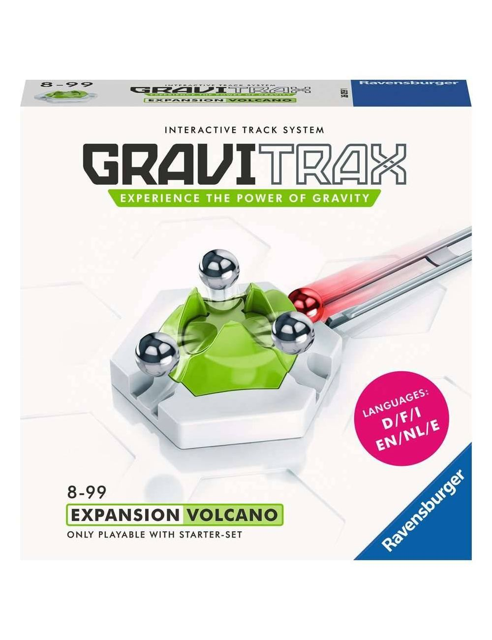Ravensburger Gravitrax Wulkan Zestaw Uzupełniający 261468