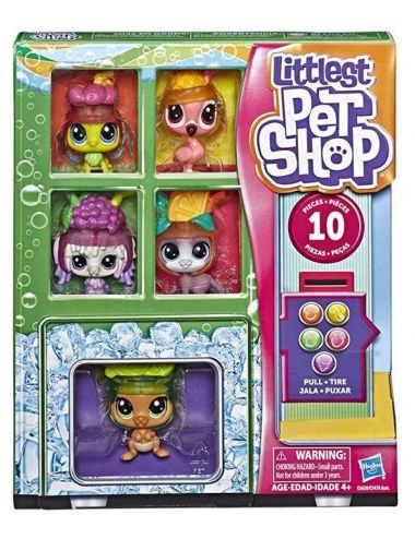 Littlest Pet Shop AUTOMAT ZE ZWIERZAKAMI E5620