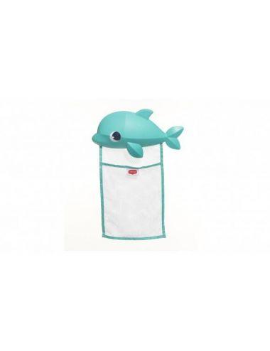 Tiny Love Organizer Na Zabawki Kąpielowe DELFIN