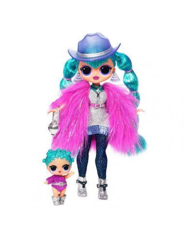 LOL Surprise ! OMG Winter Disco lalka Fashion Cosmic Nova i Siostra