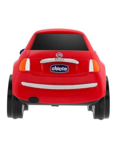 Chicco Fiat 500 Wersja Turbo Touch Czerwony