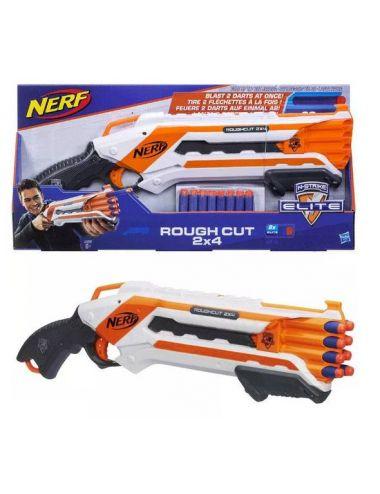 Nerf Elite N-Strike Rough Cut 2X4 A1691