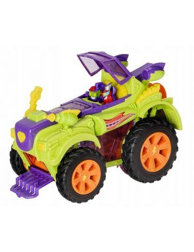 SUPER ZINGS 3 Zestaw Monster Truck i Figurki