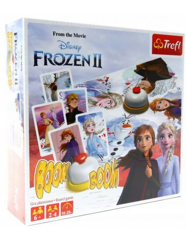 Trefl Boom Boom Frozen 2 Gra 01754