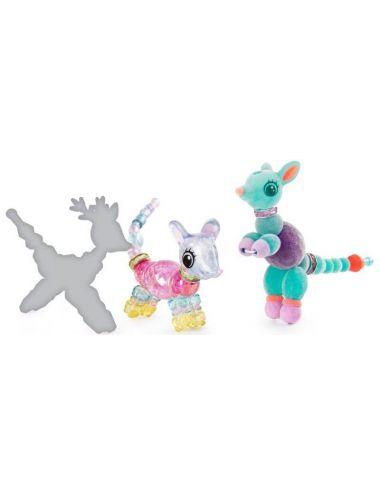 Twisty Petz - Bransoletki Pixie Mouse i Radiant Roo + Niespodzianka Spin Master