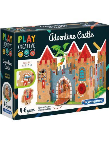 Clementoni 15286 Zamek Przygód Play Creative