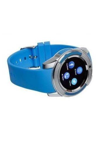 Garett - SmartWatch G11 Niebieski Aparat IP54 SIM SD