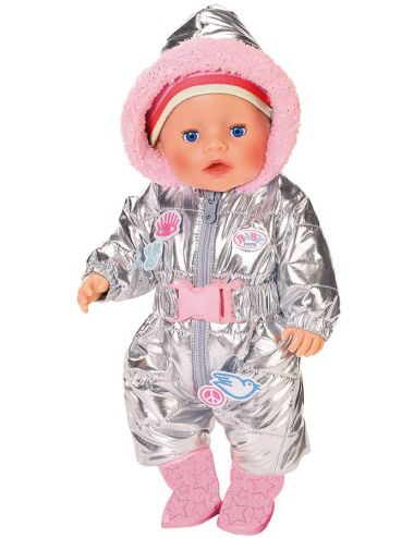 Baby Born Kombinezon zimowy 43cm 826942 ZAPF