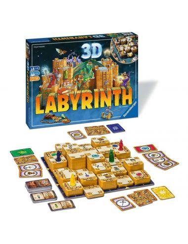 Ravensburger Gra Labirynt 3D 262793