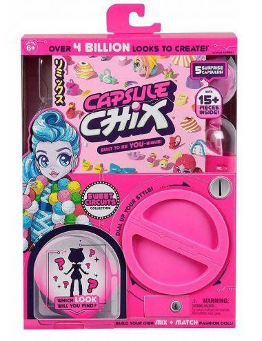 Cobi Capsule Chix Sweet Circuits Laleczka Niespodzianka