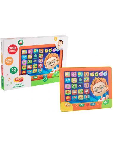 Dumel 10038 Tablet Mały Ekspert