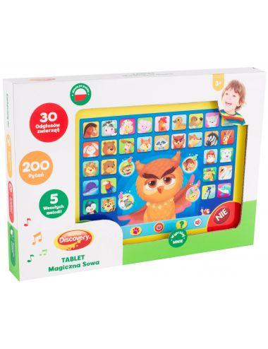 Dumel 10243 Tablet Interaktywny Magiczna Sowa